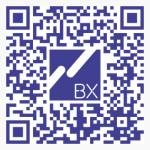 QR-Code auf den Beraterregistereintrag von Daniel Derendinger bei BX Swiss AG